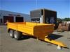 Unused 2020 Barford GP13 10,000kg Tipping Trailer