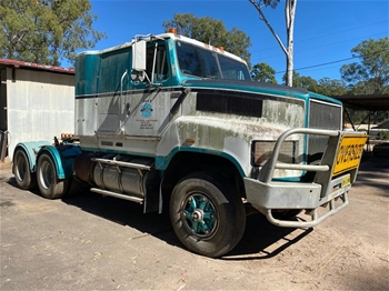 1990 International Transtar 4670 6 x 4 Prime Mover Truck