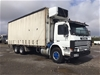 1986 Scania P112M 6 x 2 Refrigerated Body Truck