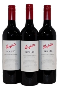 Penfolds Bin 150 Shiraz 2010 (3x 750mL),