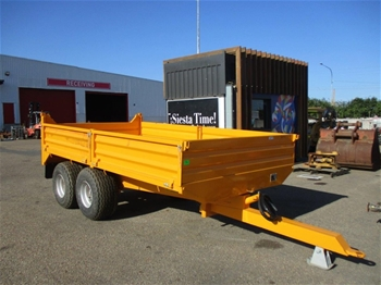 2020 Barford GP13 10,000kg Tipping Trailer