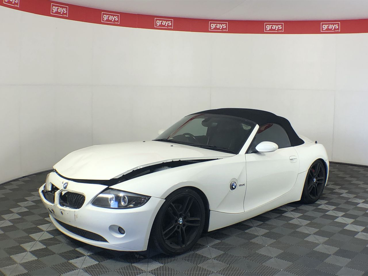 2003 BMW Z4 3.0I E85 Automatic Convertible(WOVR)