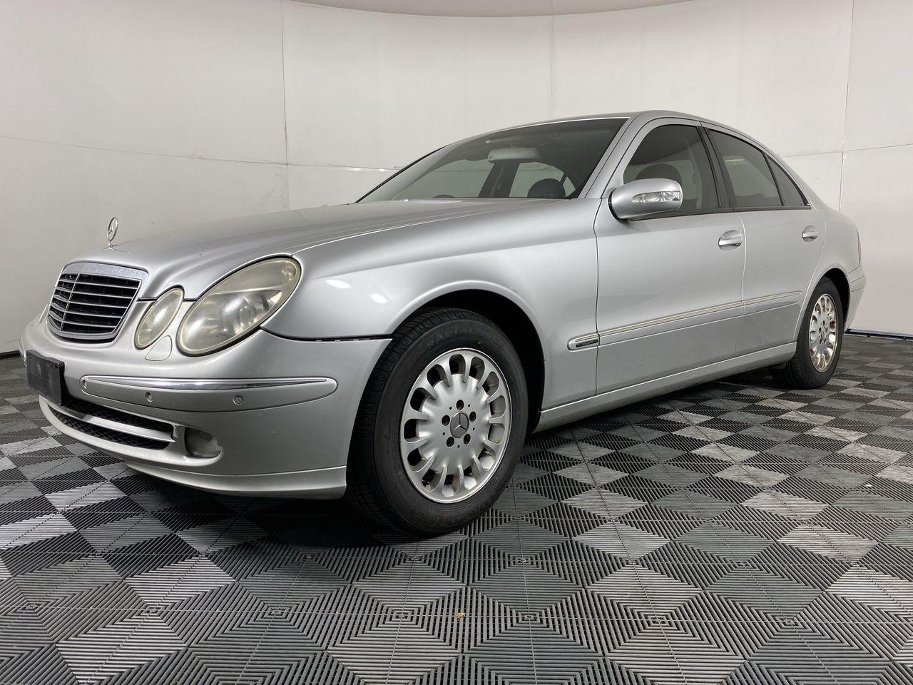 2002 Mercedes Benz E240 Classic W211 Automatic Sedan(WOVR-Inspected)