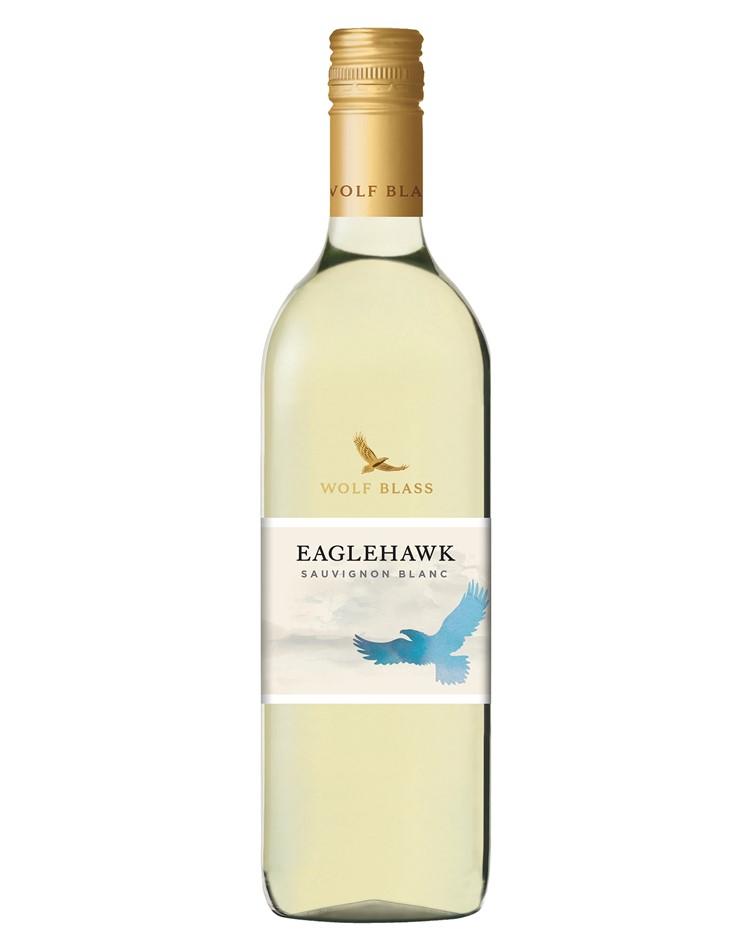 Wolf Blass Eaglehawk Sauvignon Blanc 2020 (6x 750mL).