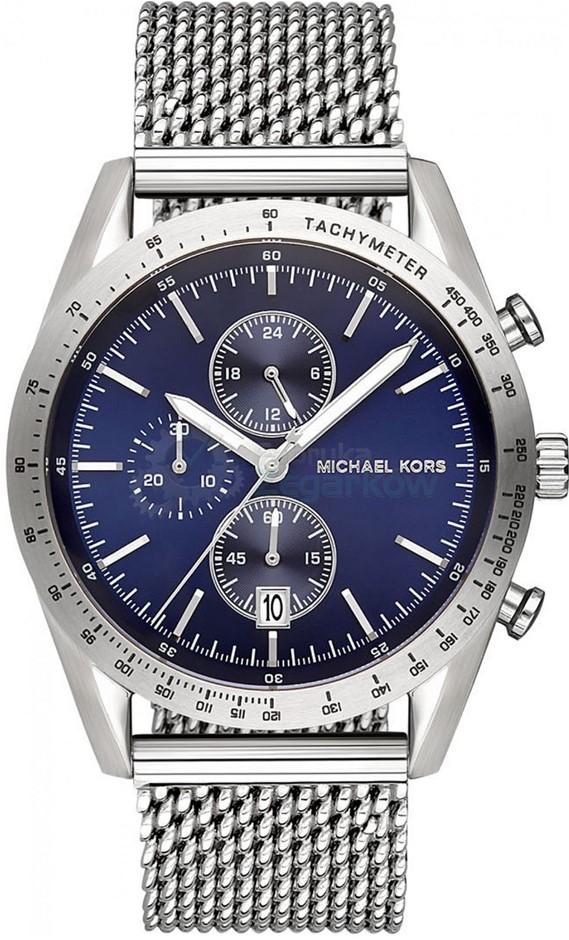 Well-designed new Michael Kors stainless steel men's watch.