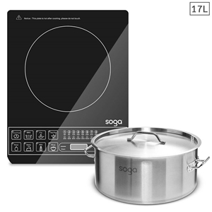 SOGA Electric Smart Induction Cooktop an
