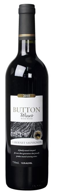 Button Wines Cabernet Sauvignon 2010 (6 x 750mL) VIC