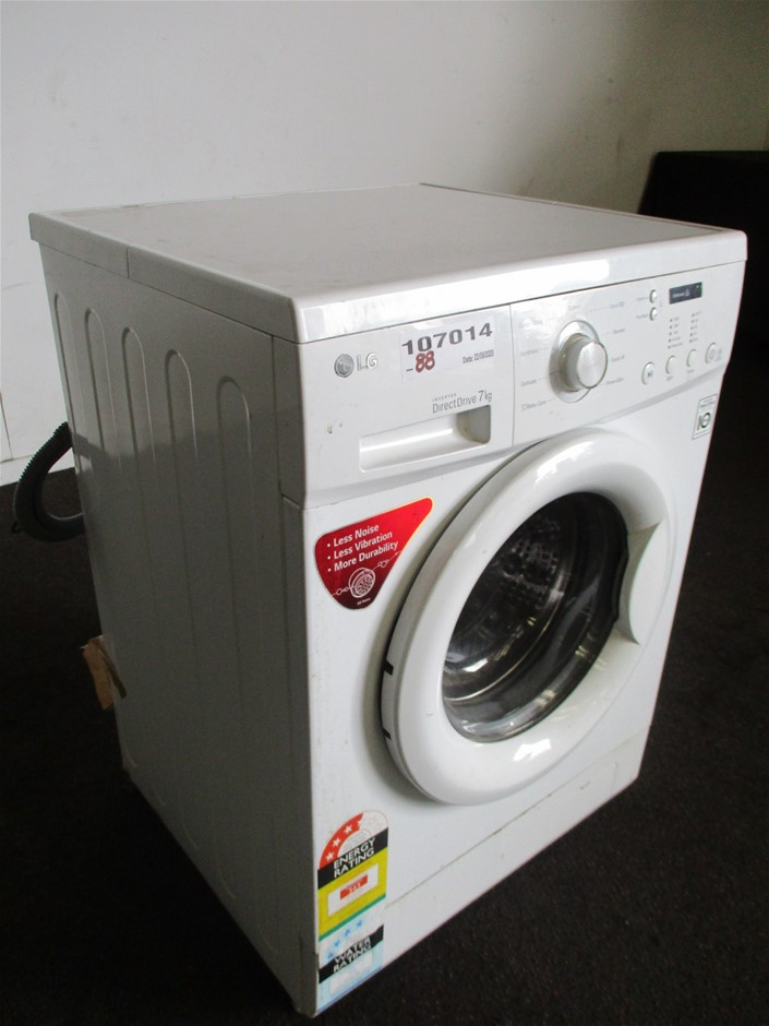 LG WD1200D 7kg Front Load Washing Machine