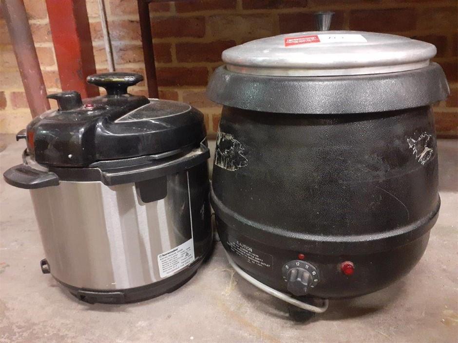 2 x Kitchen Appliances