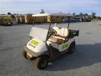 Club Car Golf Buggy (MR311)