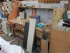 Timber Work Bench with Shelf