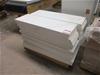 Qty 52 x Timber Laminated Shelf Panels
