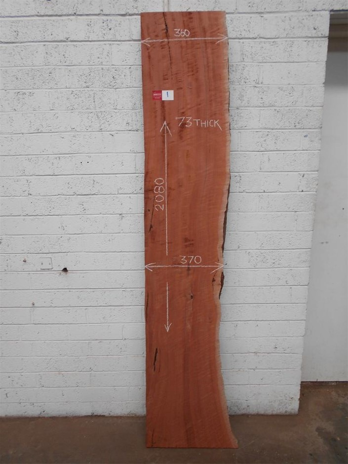 Timber Slab - River Red Gum