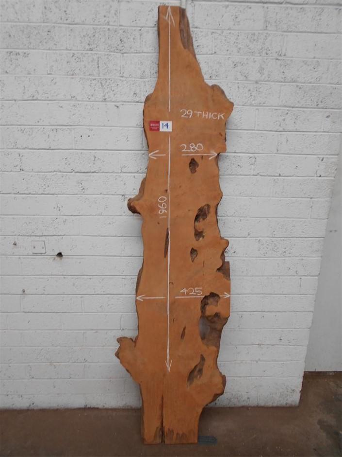 Timber Slab - Birdseye Huon Pine