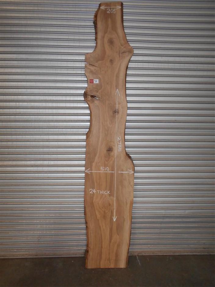 Large Timber Slab - English Oak