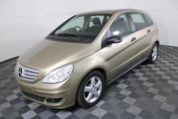 2008 Mercedes Benz B180 CDI W245 T/Diesel Auto Hatchback 141,597km