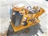 Concrete Hydraulic Grinder 1600mm Excavator Attachment