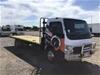2006 Mitsubishi Canter  4 x 2 Tray Body Truck