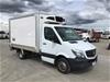 2014 Mercedes Benz Sprinter 4 x 2 Refrigerated Body Truck