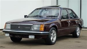 1981 Holden Commodore VC SL/E RWD Automa