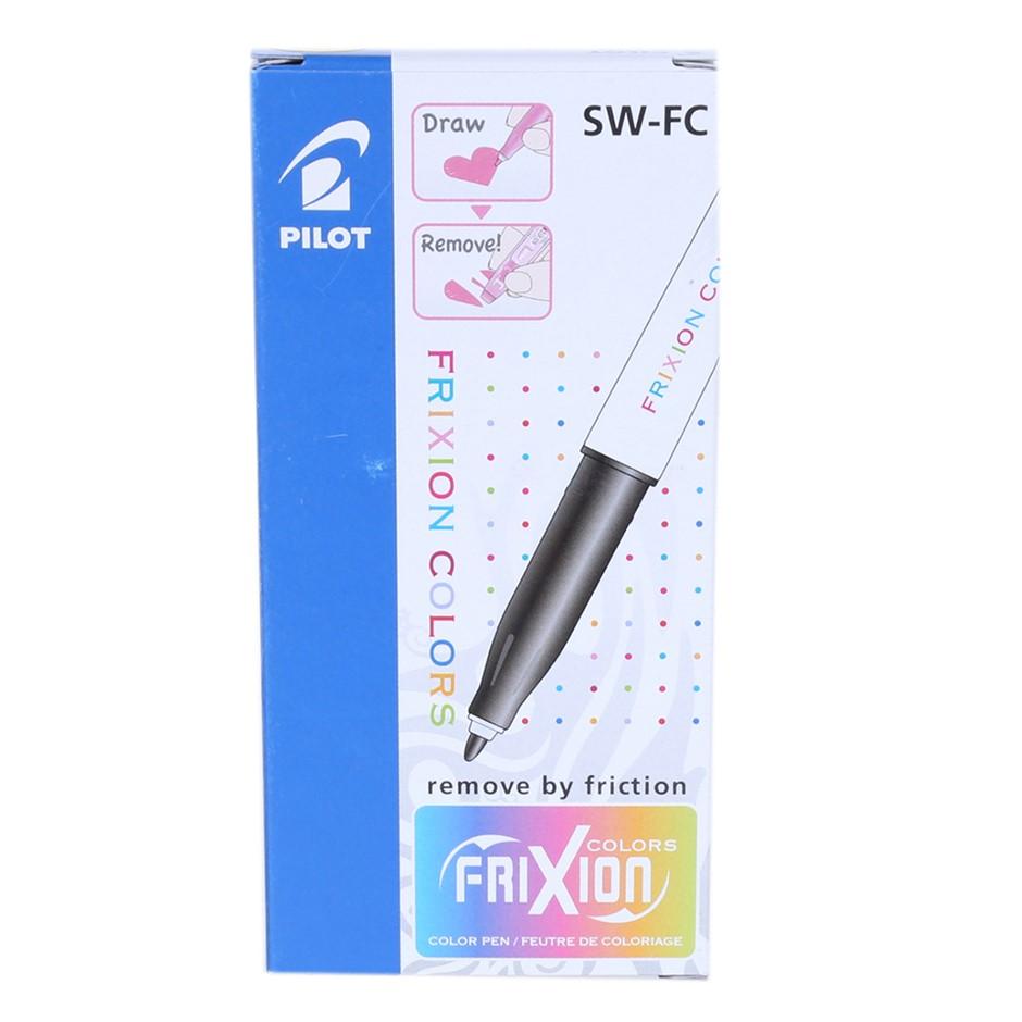 2 x PILOT Frixion Erasable Colour Pens 12pk, Yellow. Buyers Note - Discount