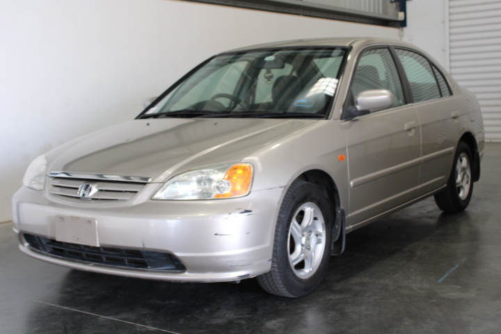 2002 Honda Civic GLi 7th Gen Automatic Sedan (WOVR+Inspected)