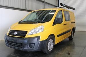 2011 (2012) Fiat Scudo Turbo Diesel Van