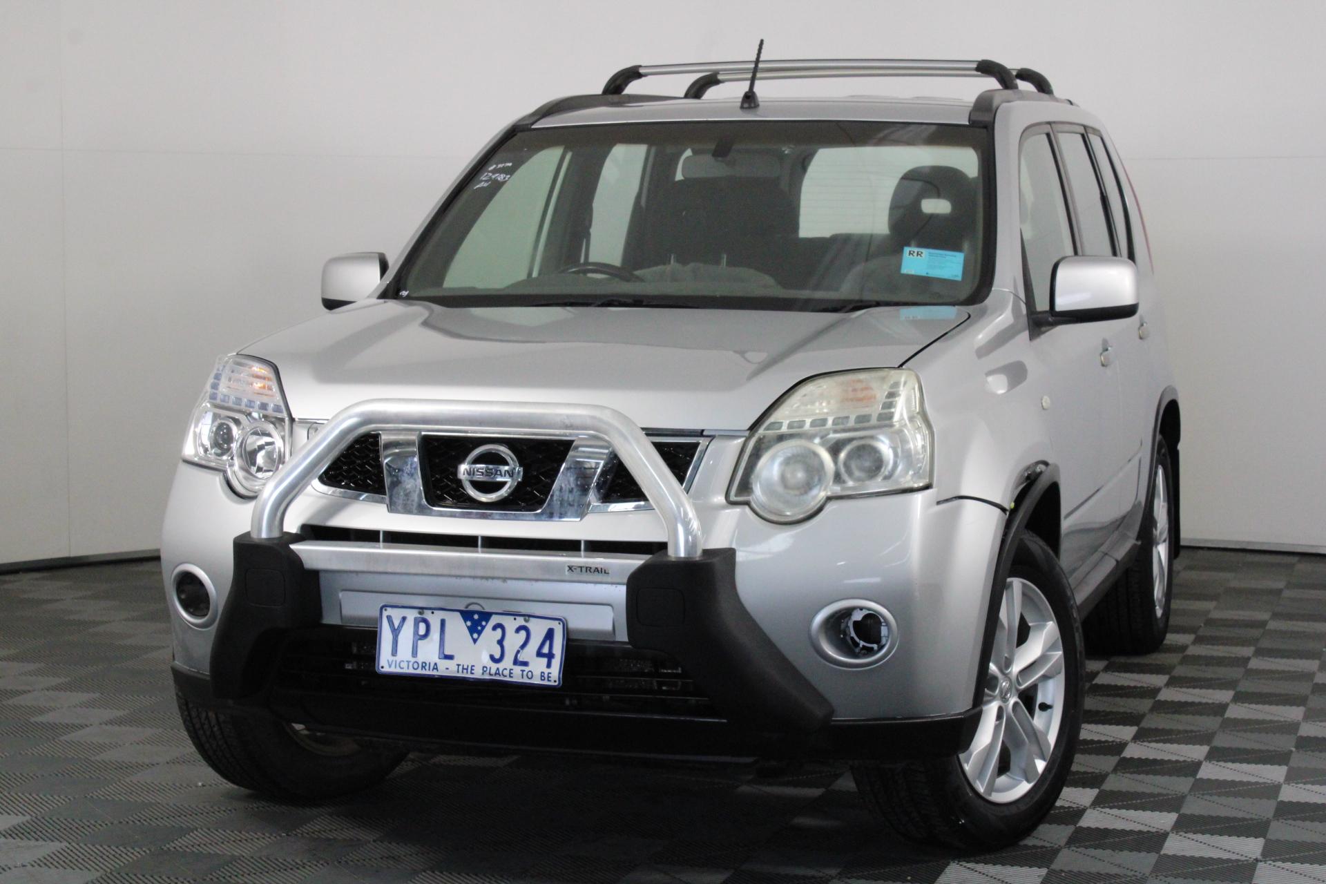 2011 Nissan X-Trail ST (FWD) T31 CVT Wagon