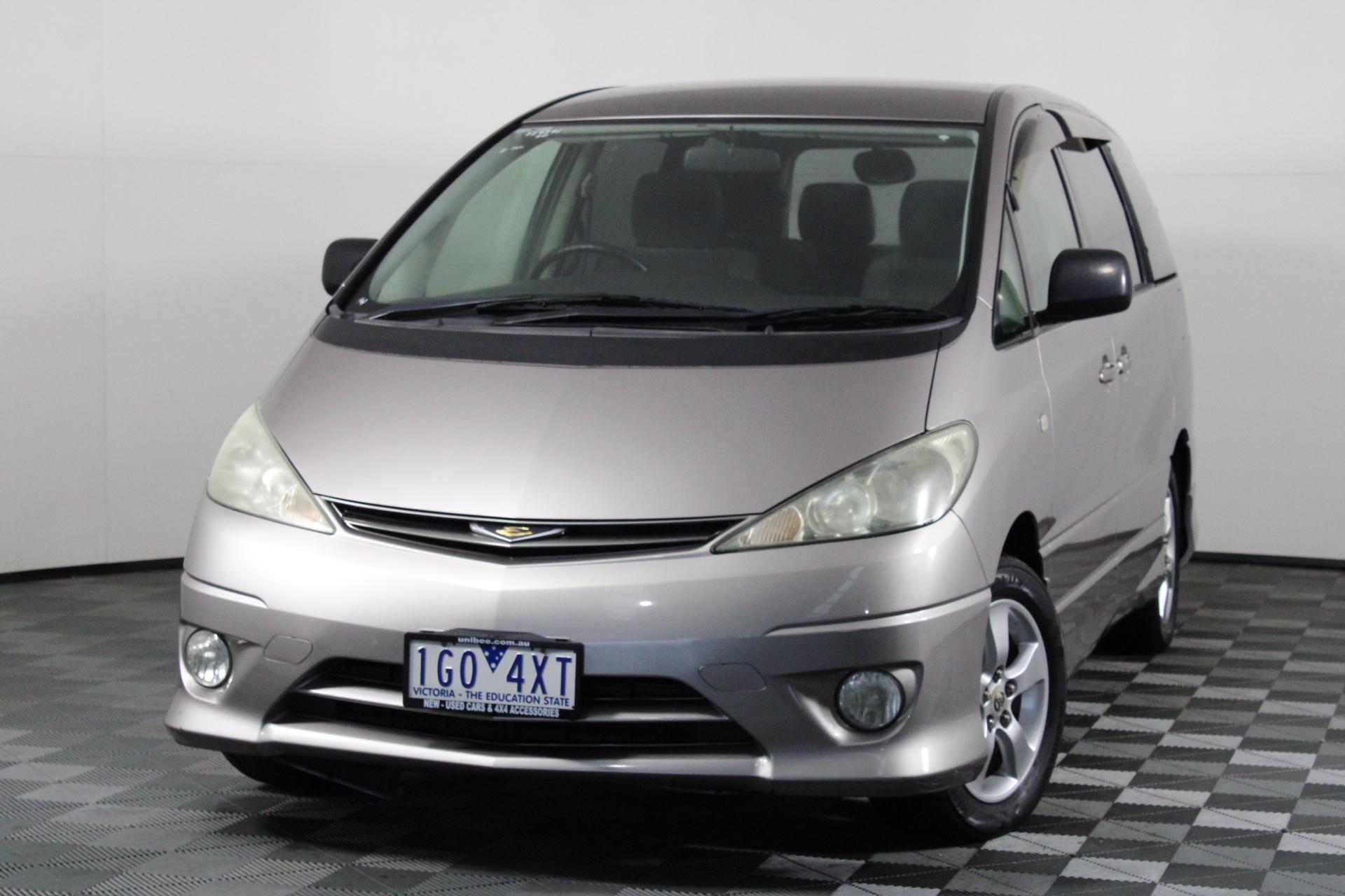2015 Toyota Estima Automatic 7 Seats Van