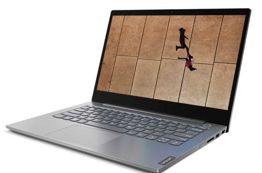 Lenovo Thinkbook 14S-IML 14-inch Notebook, Silver