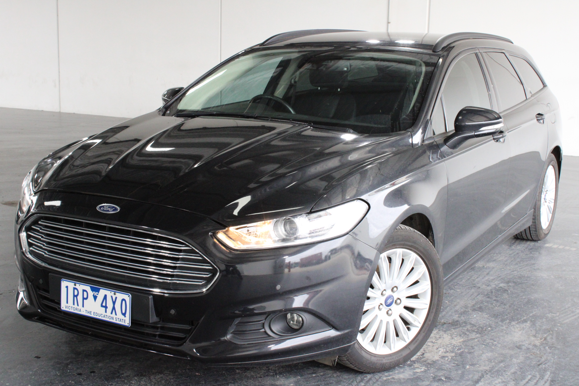 2015 Ford Mondeo Trend MD Turbo Diesel Automatic Wagon(WOVR)