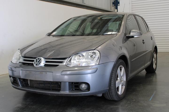 2008 Volkswagen Golf 2.0 TDi Pacific 1k T/Diesel Hatchback (WOVR+Inspected)