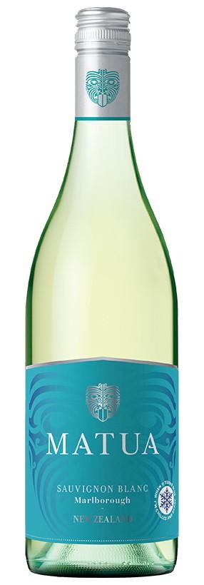 Matua Marlborough Sauvignon Blanc 2019 (6x 750mL).