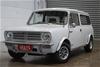 Mini Leyland Leyland MINI78A MANUAL Panel Van