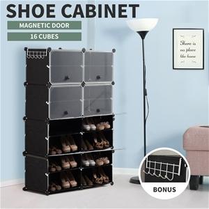 Cube Cabinet DIY Shoe Storage Cabinet Or