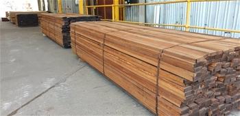 Select Grade Seasoned Nyatoh Hardwood