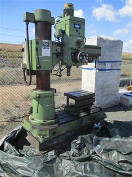 Kovosvit Radial Arm Drill