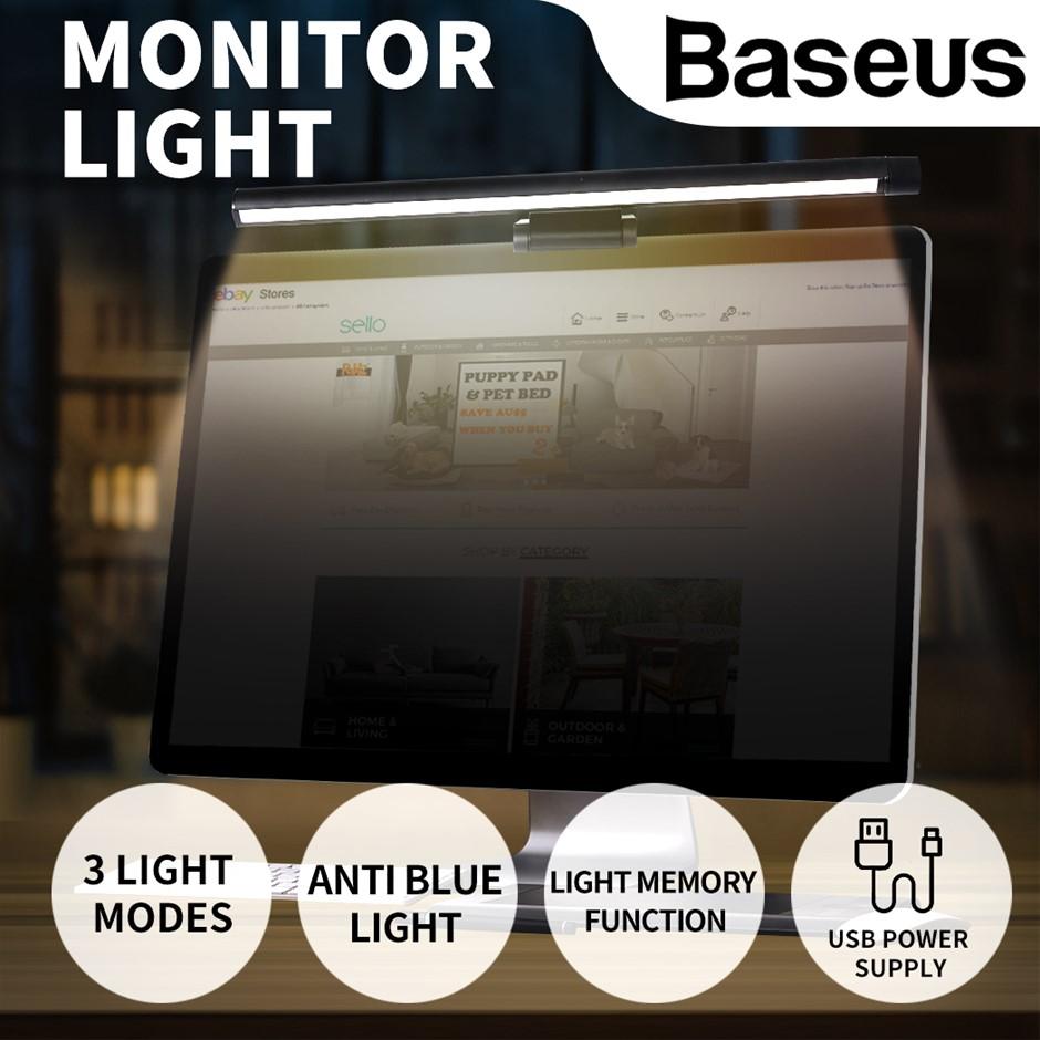 Monitor Light Computer Lamp LED Laptop Screen Hanging Reading Lights