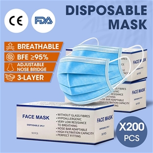 Face Mask Filter Disposable Masks Anti D
