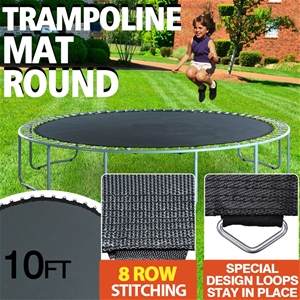 10FT Replacement Trampoline Mat Round Sp