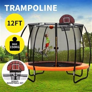 Trampoline Round Trampolines Basketball