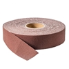 MERCER ABRASIVES Shop Roll 50mm x 45M, Grit 80 Buyers Note - Discount Freig