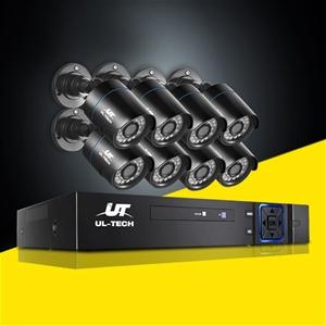 UL-tech CCTV 5MP Security Camera System