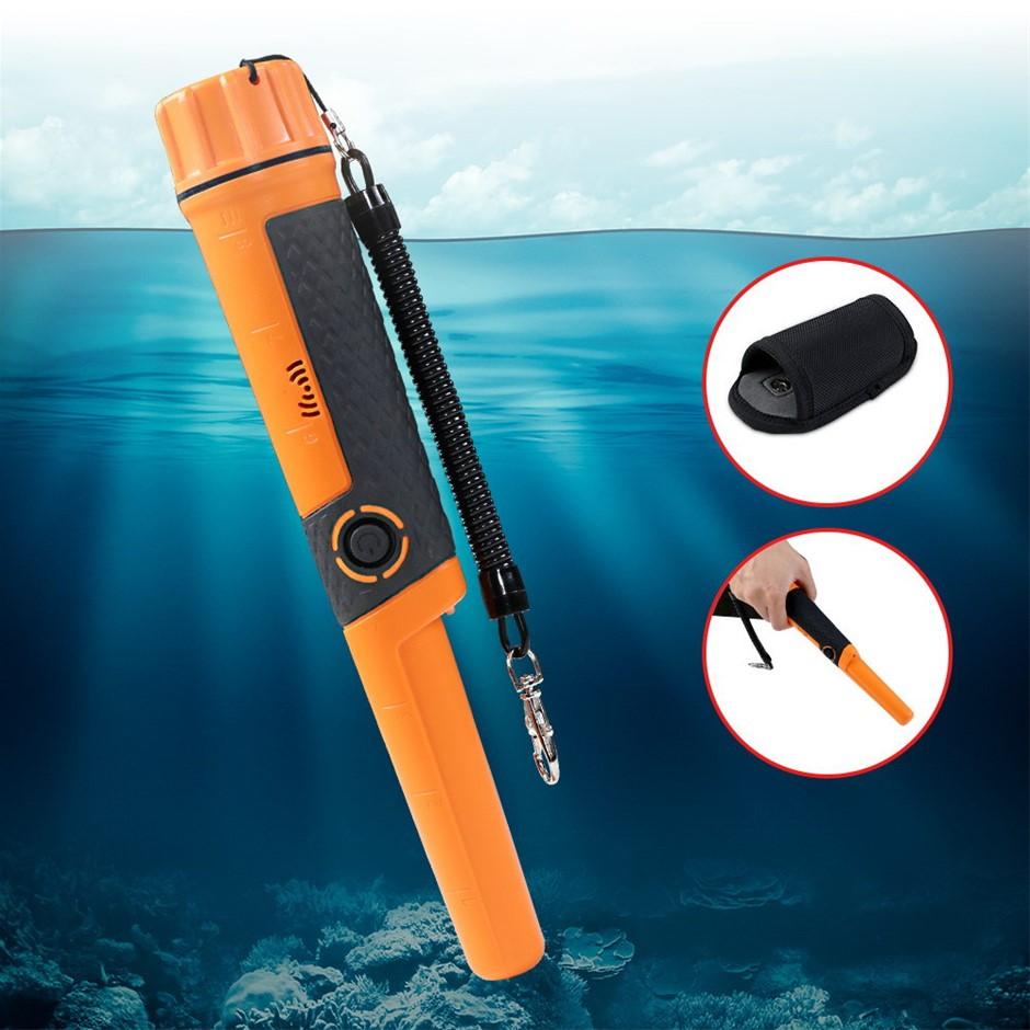 Portable Handheld Pinpointer Metal Detector Automatic Waterproof Hunter