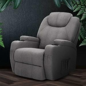 Artiss Recliner Chair Electric Massage C