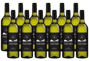 By The Vineyard Pinot Grigio (12x 750mL)