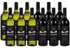 By The Vineyard Mixed Pack Pinot Grigio & Shiraz (12x 750mL). SEA.