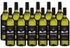 By The Vineyard Mixed Pack Pinot Grigio & Sem Sauv Blanc (12x 750mL). SEA.