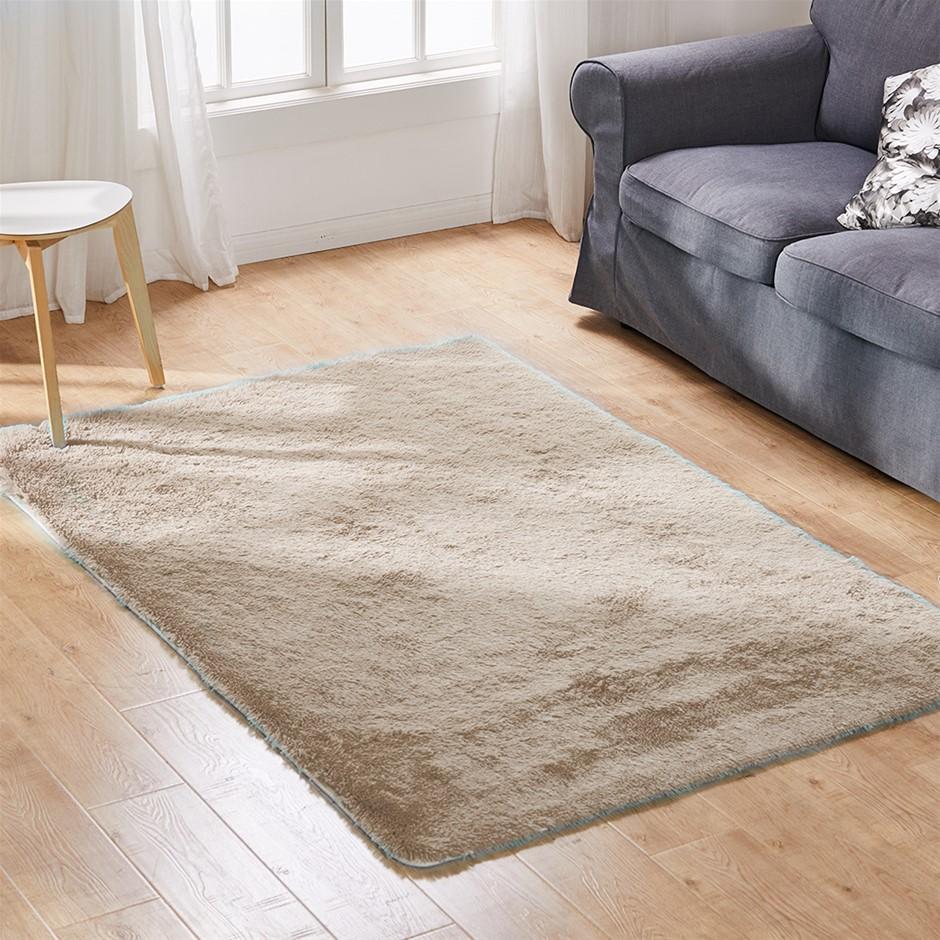 Designer Soft Shag Shaggy Floor Confetti Rug Carpet Home Decor 160x230cm