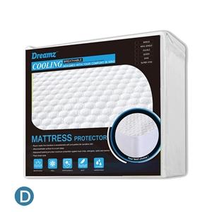 DreamZ Mattress Protector Topper Polyest